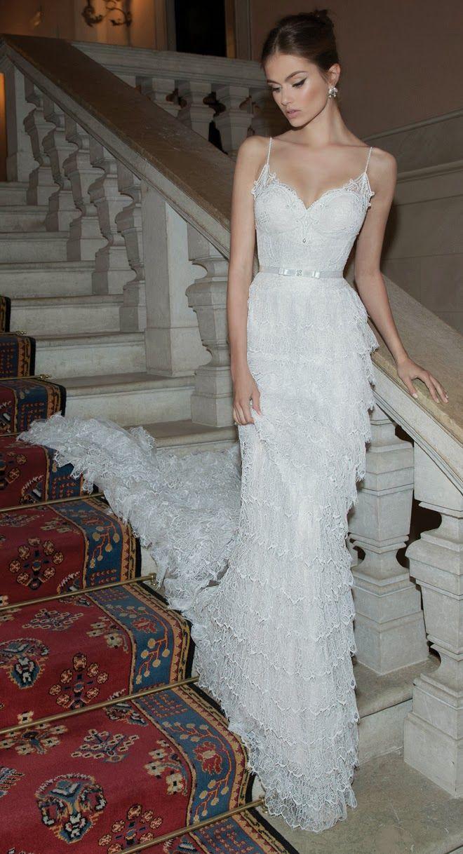 Berta Bridal Winter 2014 Collection | http://www.bellethemagazine.com/2013/12/berta-bridal-winter-2014-collection.html