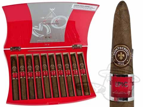 Montecristo Epic No. 2 6 x 50—Box of 10 - Best Cigar Prices