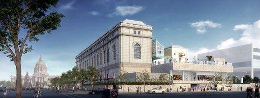 wHY Unveils $90 Million San Francisco Asian Art Museum Addition