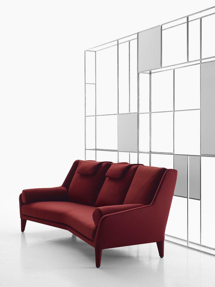 Edouard Sofa By Antonio Citterio For Bu0026B Italia