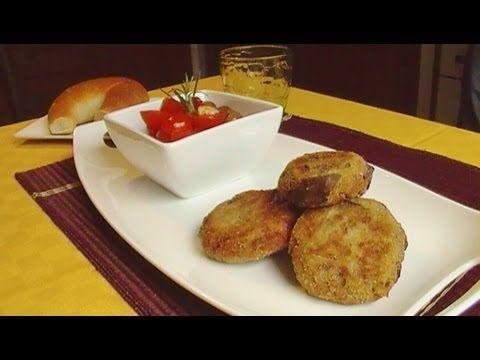 crocchette di melanzane al forno | ricetta | finger food