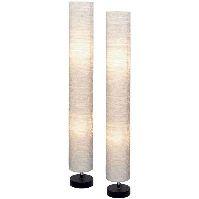 Isa Round Floor Lamp (Set Of 2)