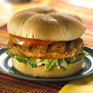 MorningStar Farms® Veggie Caesar Burger