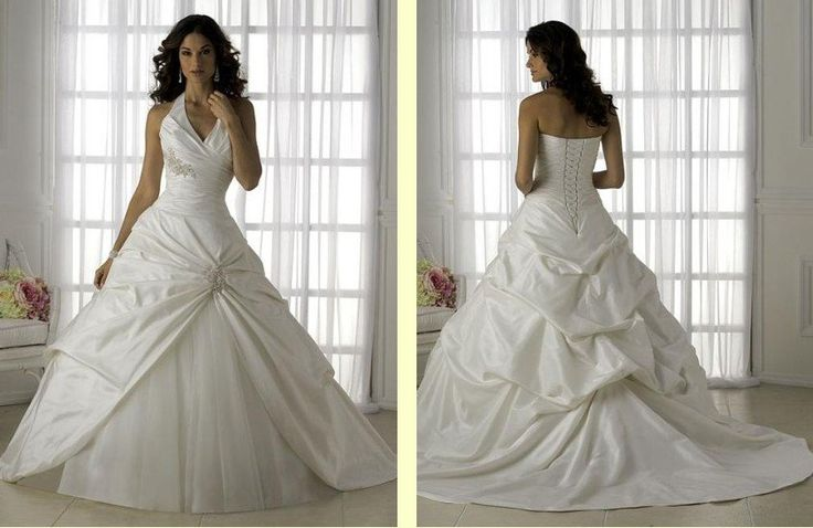 Svatební  šaty THOMASIA