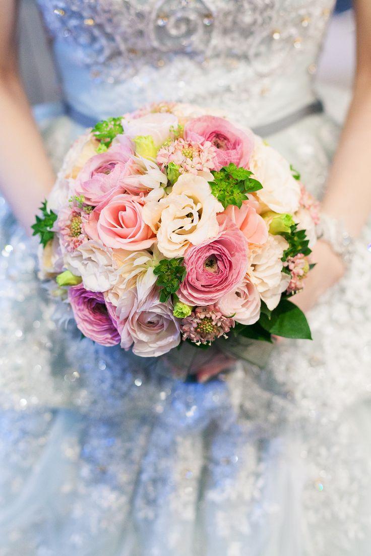 フローリスト「ニコライ・バーグマン」#WeddingBouquet