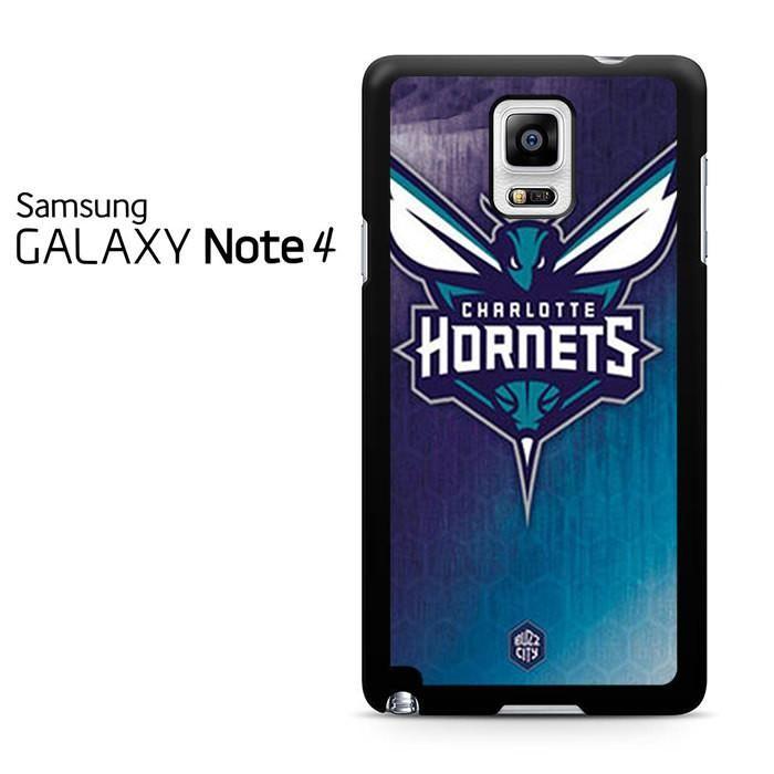 Charlotte Hornets Logo Samsung Galaxy Note 4 Case