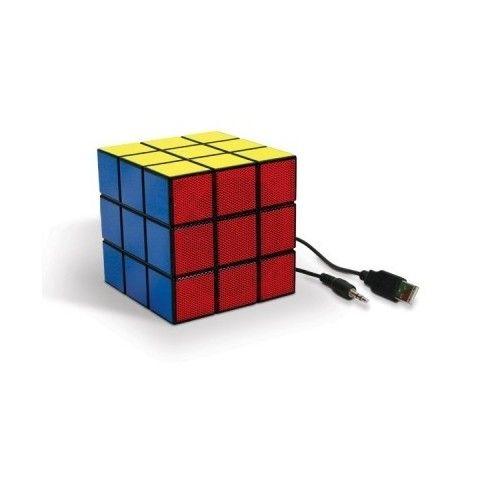 Enceinte USB Rubik's Cube