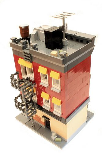 39 best LEGO City - Port & Warehouse District images on Pinterest ...