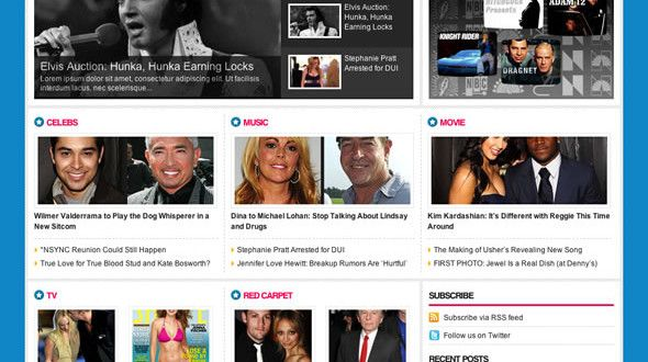FashionPro - Lifestyle, Fashion & Celebrity Magazine WordPress Theme
