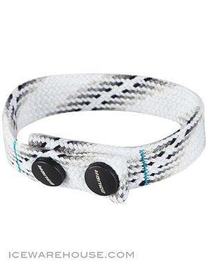 Bauer Skate Lace Bracelets.. want!!!!