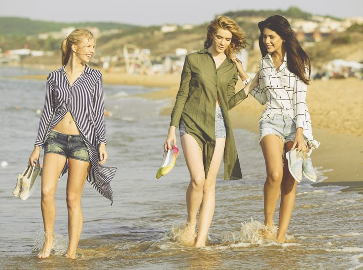Summer holidays with the best friends.. and with the best Goby shoes :) whowhatwear