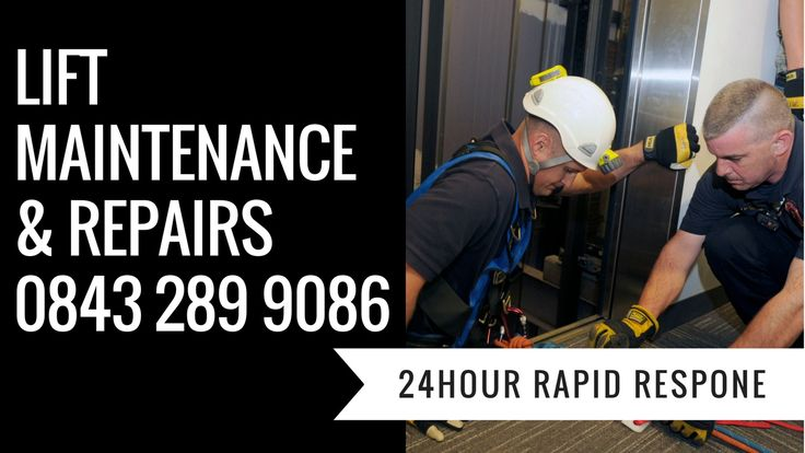 24 Hour Call Out Lift Breakdown  South Norwood | 0844 448 7528 | South London