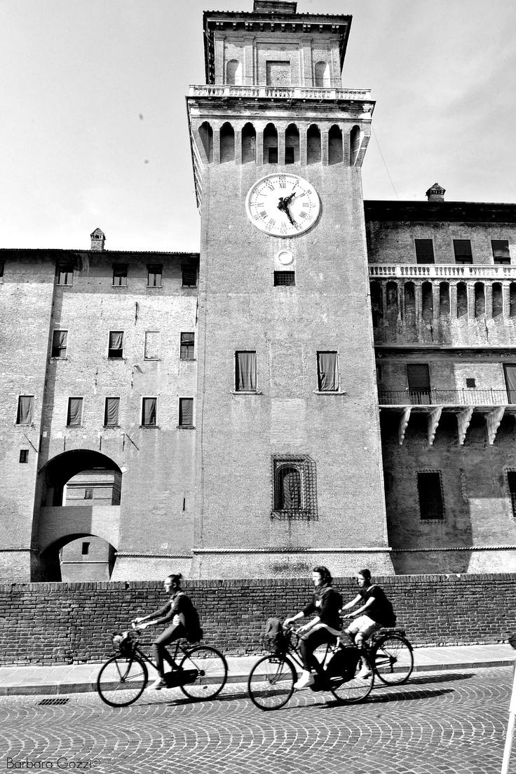 Castello (Ferrara), esterno - Barbara Gozzi©
