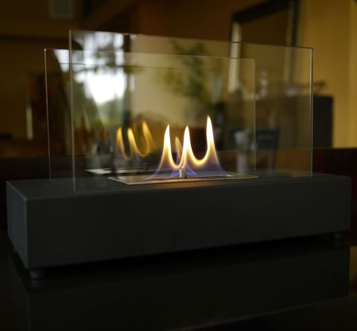 nuflame incendio tabletop fireplace