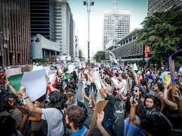 marcha das vadias de SP 2013 -