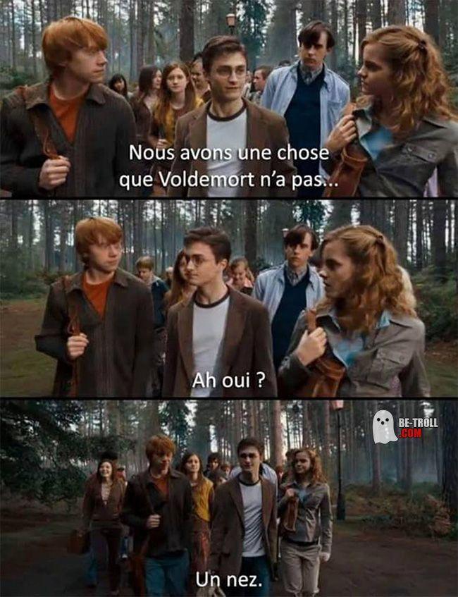 Et on va dire que j'ai un humour douteux, hein, Harry ? - Be-troll - vidéos humour, actualité insolite