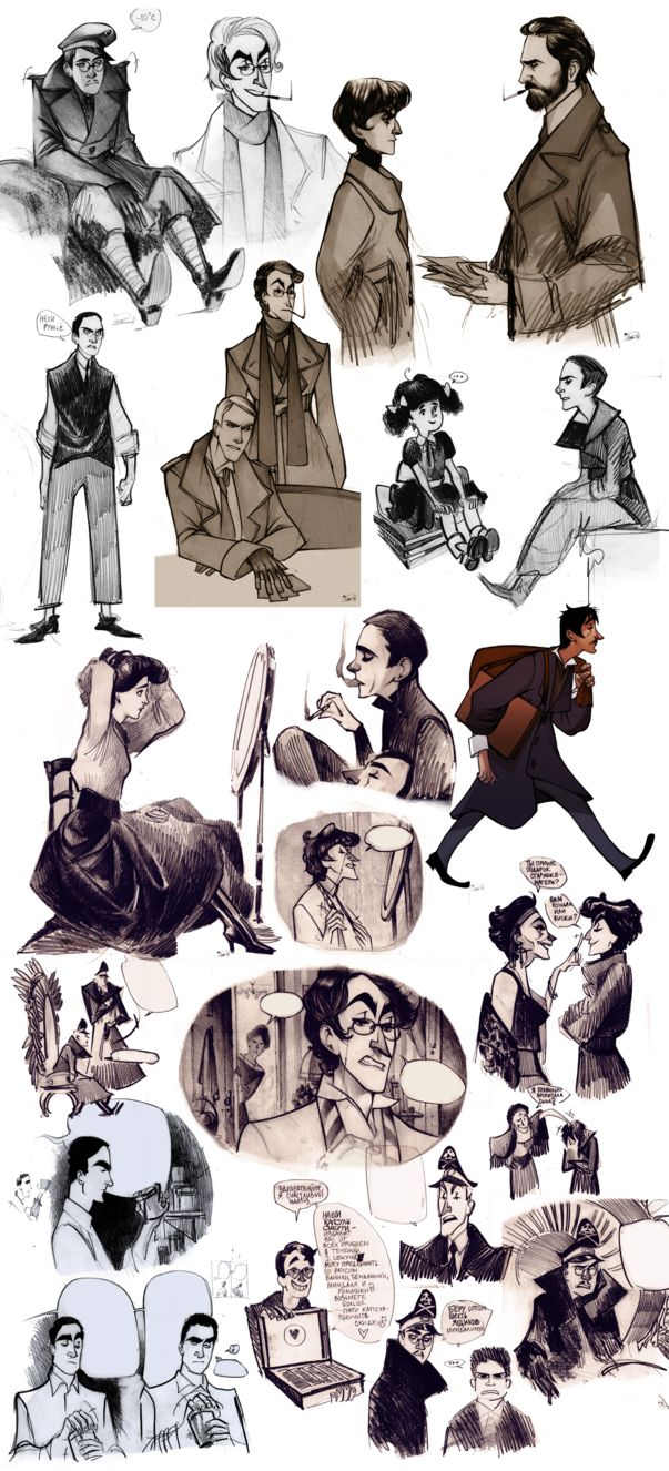 thats a sketchdump II by *Phobs on deviantART