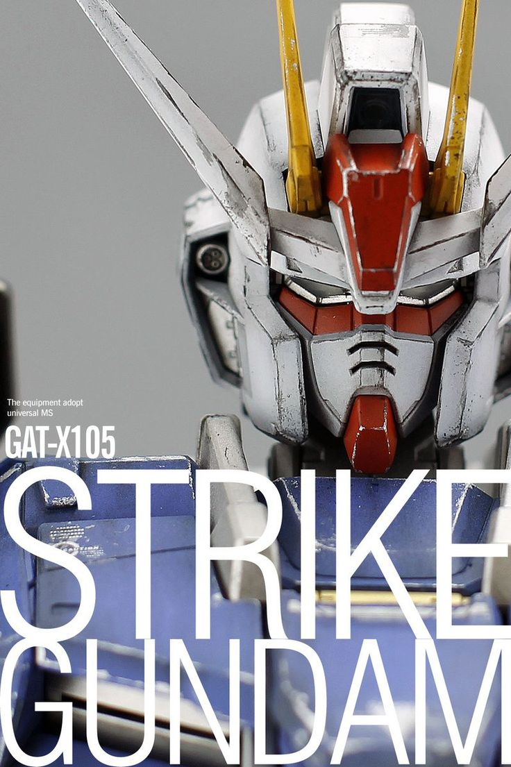 PG 1/60 GAT-X105 Aile Strike Gundam - Painted Build Modeled by meepo小福