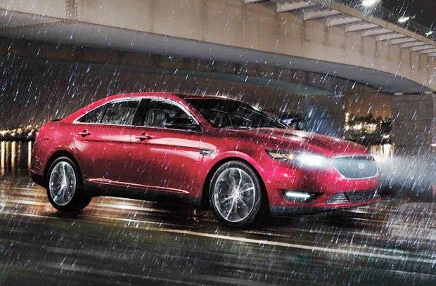 ICYMI: 2018 Ford Taurus Sho Redesign Years