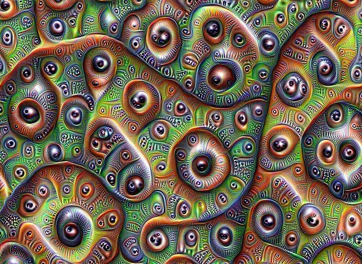Google's Inceptionism Lets Us Look at an Artificial Intelligence Hallucination | Did you ever look up at the sky and try to imagine the clouds as shapes or animals? A team at Google has programmed their neural networks to do something similar while recognizing images, with some intriguing results. [AI News: http://futuristicnews.com/tag/artificial-intelligence/ AI Books: http://futuristicshop.com/category/artificial-intelligence-books/]