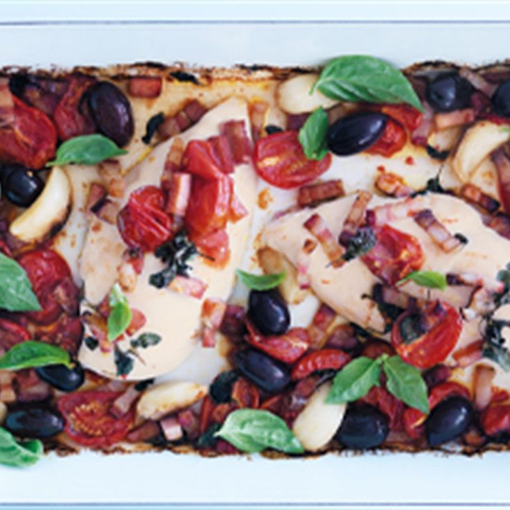 Try this Baked Italian Chicken recipe by Chef Donna Hay. This recipe is from the show Donna Hay – Fast, Fresh, Simple.