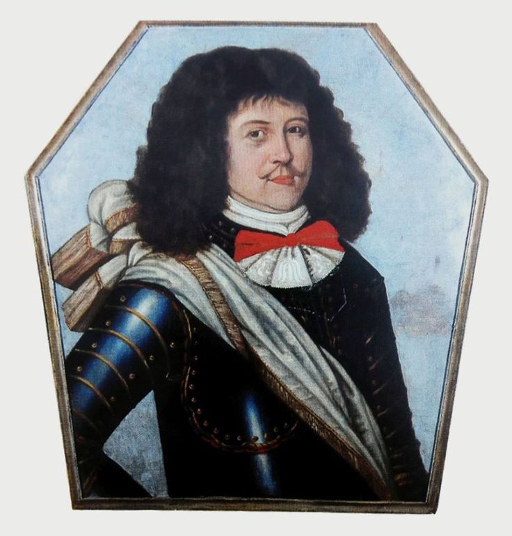 Coffin portrait of Zygmunt Dziembowski by Anonymous from Greater Poland, ca. 1674, Adam Mickiewicz Museum of Literature in Warsaw. Captain Zygmunt of Dziembowo Dziembowski, heir of Kręcko was born on April 2nd, 1651 and died on Ukraine during the war against Ottoman Empire on December 16th, 1674.