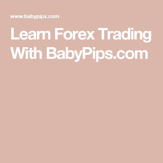 8 best Learn Forex Trading images on Pinterest   Learning, Onderwijs ...