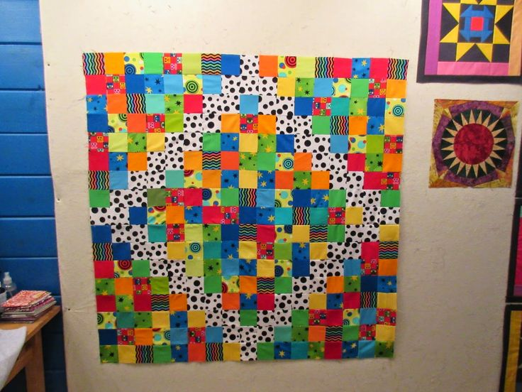 Sue Daurio's Quilting Adventures: The party's over - back to work