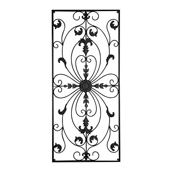 Amazon Com Gb Home Collection Gbhome Gh 6778 Metal Wall Decor Decorative Victorian Style Hanging Art Steel Deco Hanging Art Handmade Wall Art Wall Art Decor