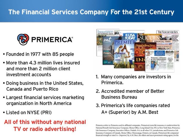 16 best Financial Freedom with Primerica images on Pinterest - primerica presentation