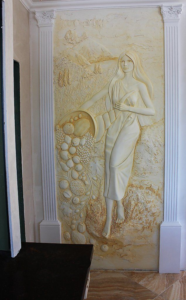 229 best sculptured bas relief wall art images on pinterest for Bas relief mural