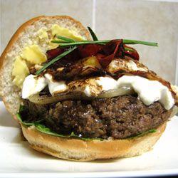 The Big Bro Burger!!