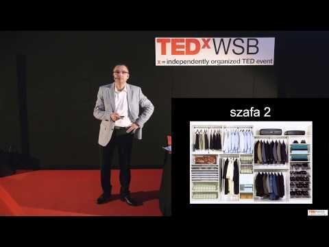 Moc myslenia na papierze, czyli jak realizowac marzenia: Rafal Mirkowski at TEDxWSB - YouTube