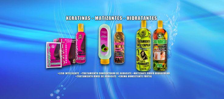 Keratinas matizantes hidratantes herbacol
