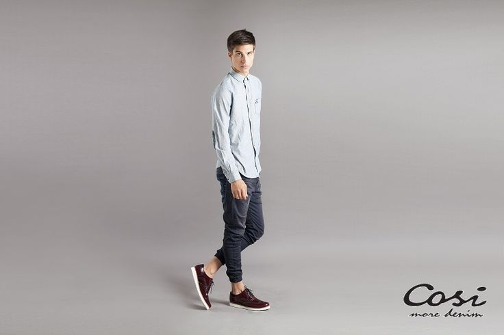 """Cosi Jeans"" Fall/Winter 2014 Denim Collection"