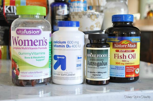 Essential Daily Vitamins for Women