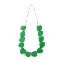 Vivid Jewellery - Elke Necklace Green