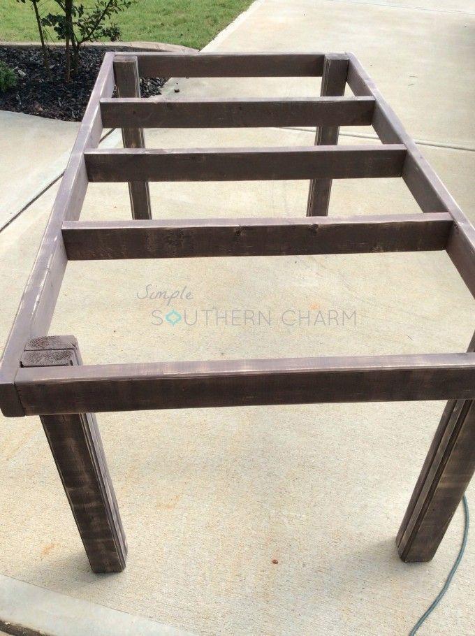 Build a farm style table