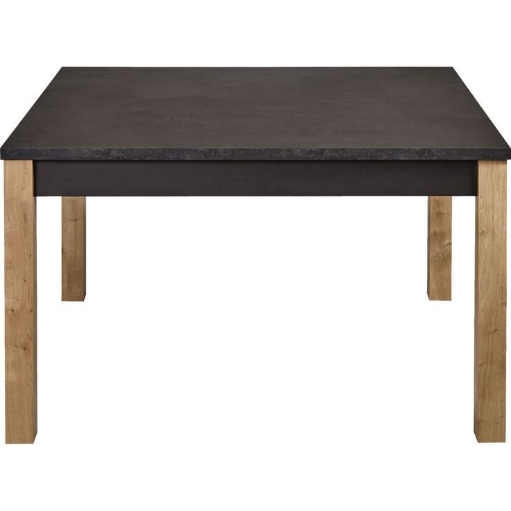 Extendable Square Dining Table With Slate Effect 6 To 12 Seats Alinea Dining Effect Extendable Seats Slate Square Dining Tables Dining Dining Table