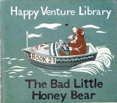 Happy Venture -    Old School Reading Books