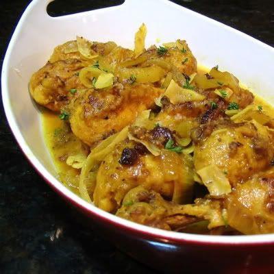 One Perfect Bite: Moroccan Chicken