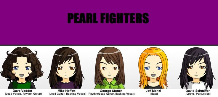 Pearl Fighters Tem (1991)
