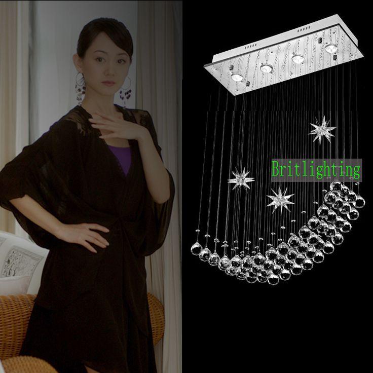 хрустальная люстра для ресторана мода висит люстры освещение для столовая современных хрустальная люстра освещение кулон кристалл кулон люстра Хрустальная люстра подвес Люстры хрустальные подвесы   бесплатная доставка