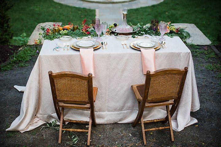 Spring, Modern and Whimsical Wedding Inspiration