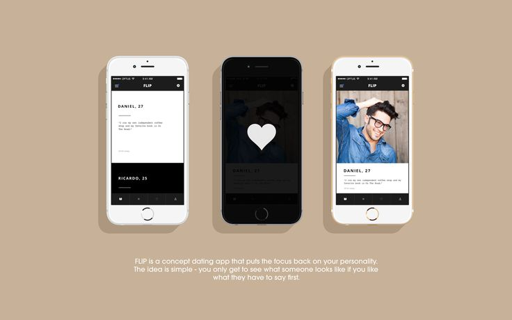 Flip is a case study in developing a dating mobile application where substance takes precedence over appereance. Straddling a line between location based apps such as Tinder and more traditional dating services such as E-Harmony, Flip aims to provide user…