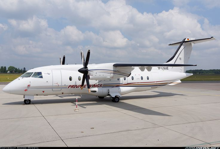 Dornier 328-110 aircraft picture