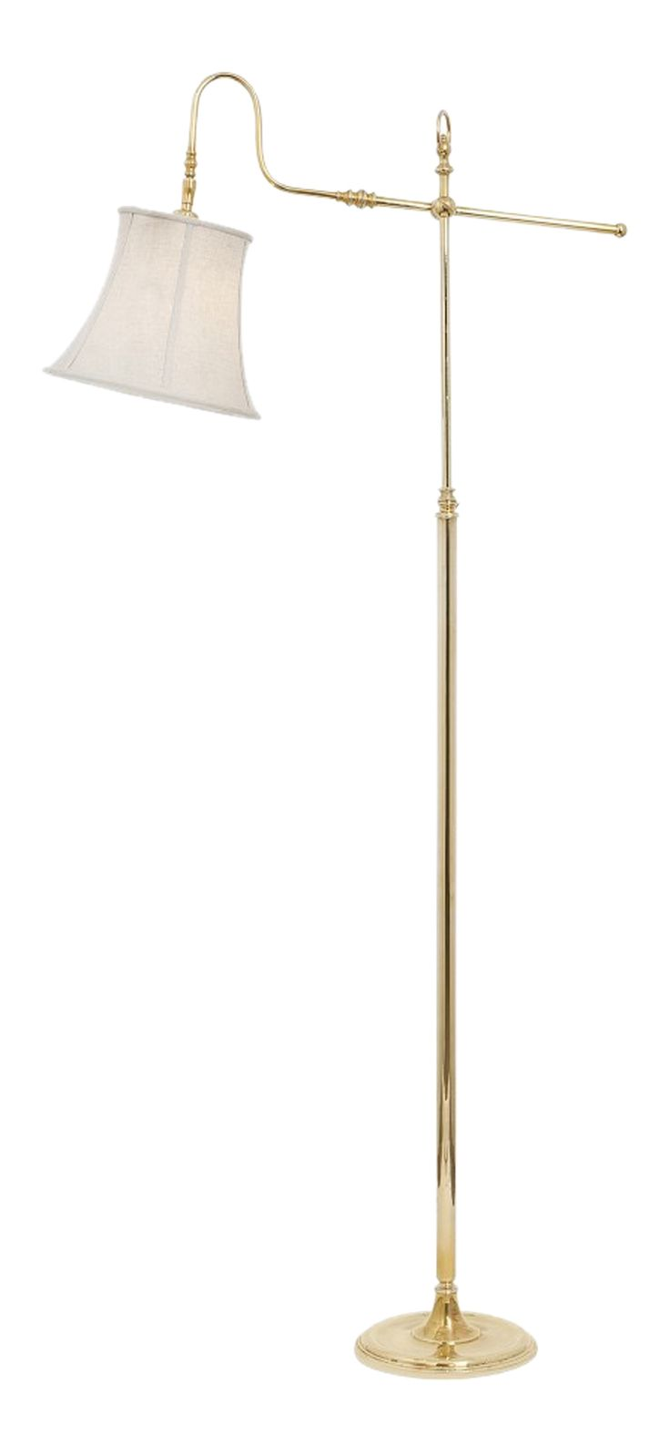 Morris Floor Lamp  - Transitional Floor Lamps - Dering Hall