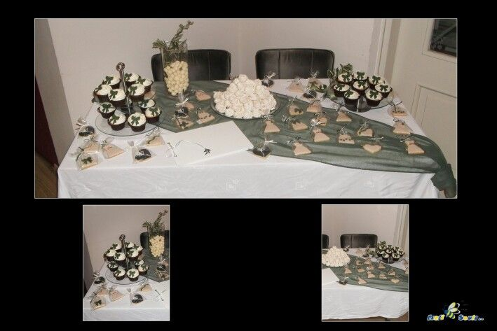 #Candybar #Wedding #Cupcakes #Cookies #Candies and more by #MeliSoula