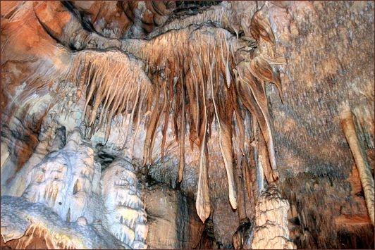 Slovakia, Ochtince - Aragonite Cave