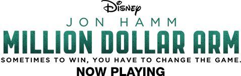 Disney Million Dollar Arm